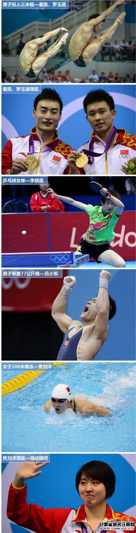 奥运冠军域名抢注